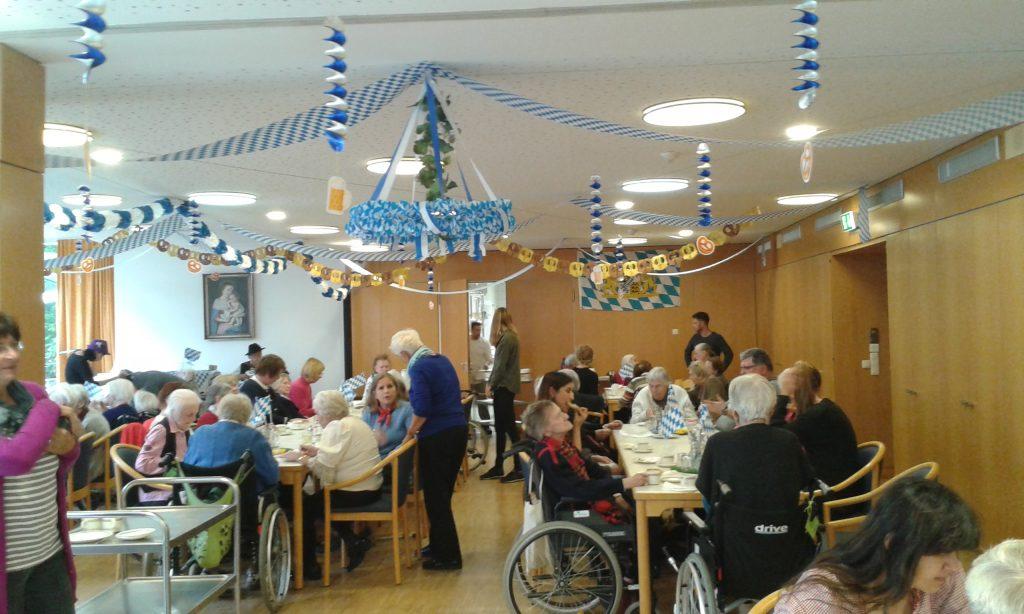 Bayerisches Brauchtum pflegen! Heimatgefühl für alle bei unserem Oktoberfest
